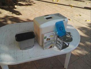 Robot cocina la cocinera