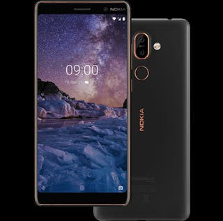 cambio Nokia 7 plus por Iphone