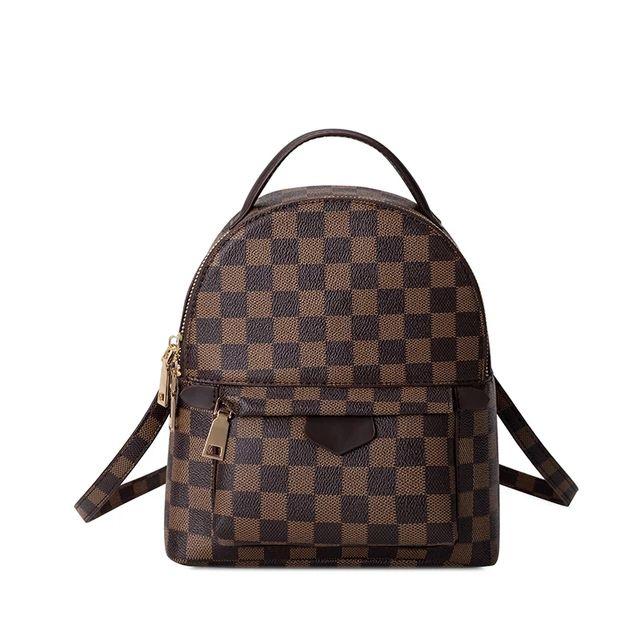 mochila de Luis vuitton para hombres y mujeres