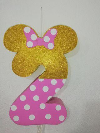 minnie mouse piñata