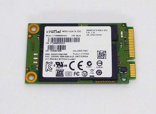 Disco Duro solido ssd 240 GB mSATA III 6gb/sg