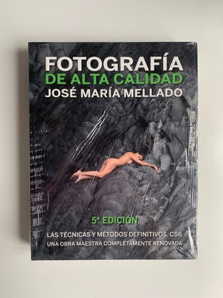 Libro 'Fotografía de alta Calidad'
