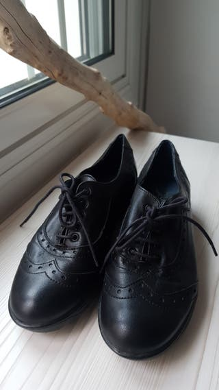 Zapatos Claqué