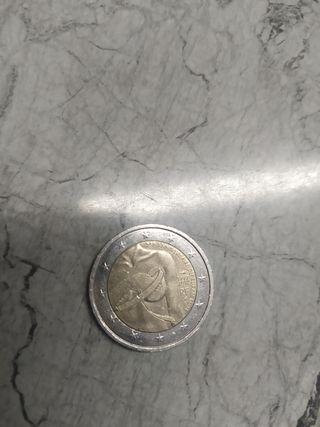 Moneda 25 aniversario ruban rose
