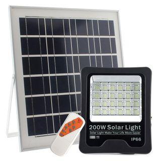 proyector Led solar 200w