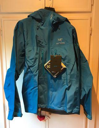 Chaqueta Arc'teryx Alpha SV Jacket
