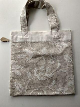 bolsa algodón