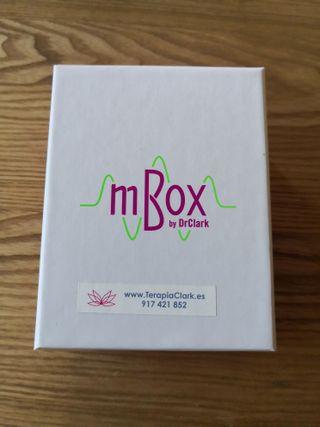 MBOX generador de frecuencias saludables