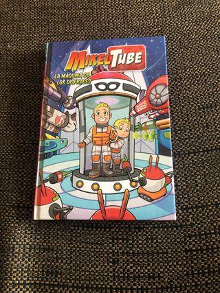 Libro de Mikel tube