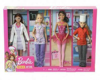 Barbie Profesiones.