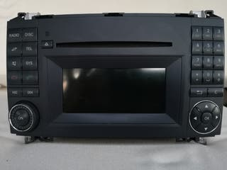 Mercedes Viano Radio CD / Bluetooth