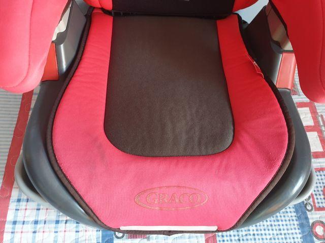 silla auto cars de 15 a 36kg.