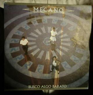 single Vinilo MECANO 1984
