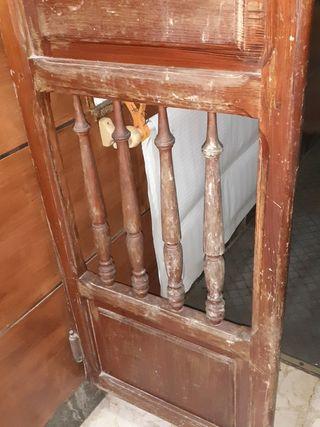 NEGOCIABLE puertas abatibles