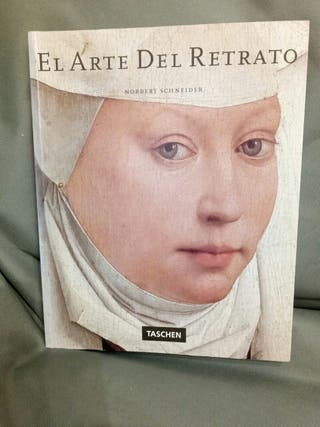 El arte del retrato, Taschen y 1000 obras pintura
