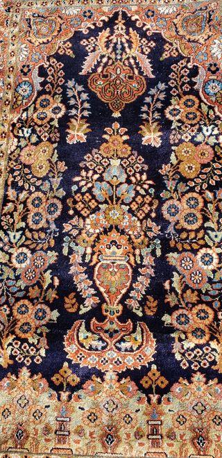 Seda Ghoum alfombra persa