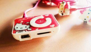 mini MP3 hello Kitty
