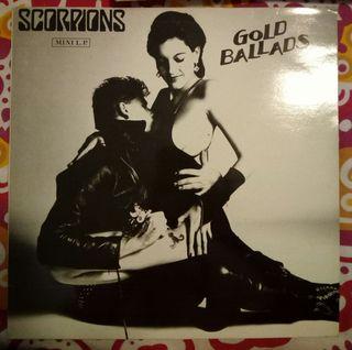 vinilo Scorpions «Gold ballads»