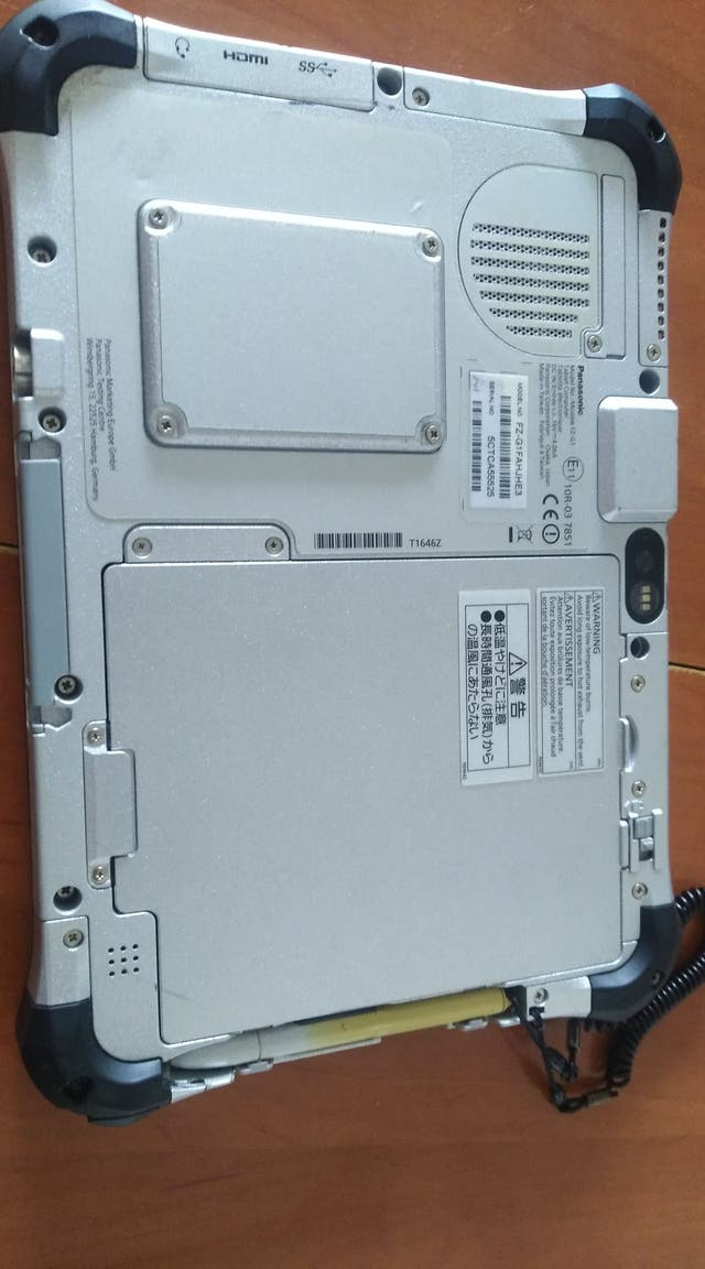 Tablet Panasonic Toughpad FZ-G1 MK3