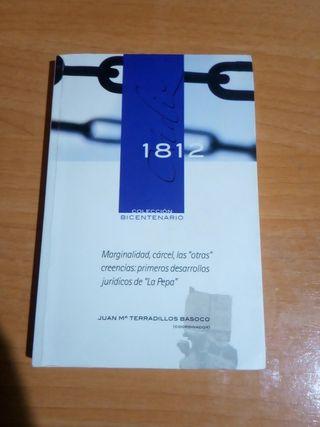 Marginalidad, cárcel, las otras creencias, libro