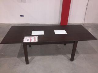 Mesa madera extensible EXPOSICIÓN