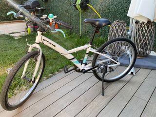 Bicicleta infantil Btwin original
