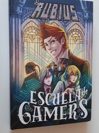 """El Rubius. Escuela de Gamers"" ed.Planeta"