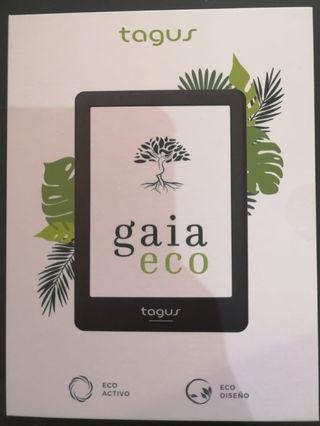 Libro electrónico/Ebook/Ereader Tagus Gaia Eco plu
