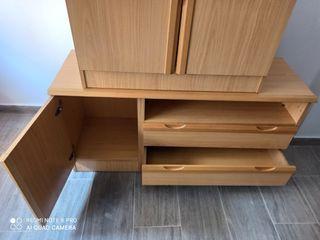 Muebles de madera para tv