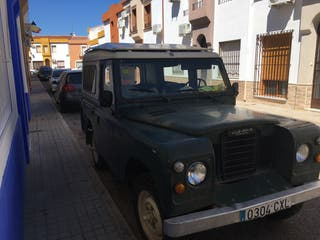 Land Rover Santana 1985