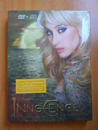 Innocence en concierto DVD+CD.