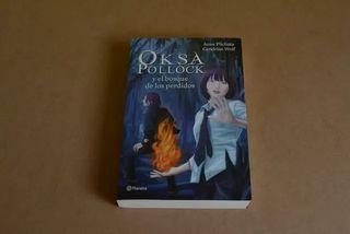 Oksa Pollock y el bosque de los perdidos