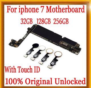 Placa iPhone 7 de 128gb