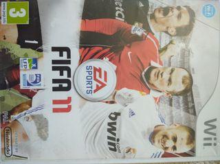 juegos wii FIFA 11 FIFA 12 FIFA 13 FIFA 15