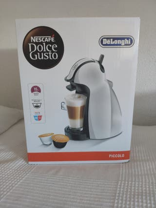 Cafetera Dolce Gusto nueva