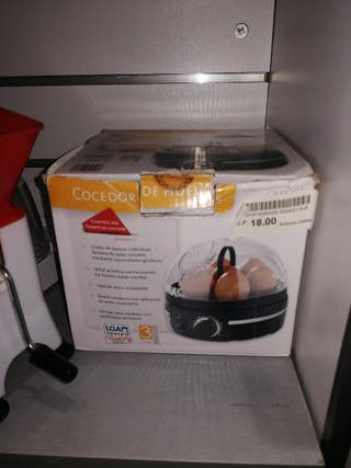Cocedor huevos Quigg