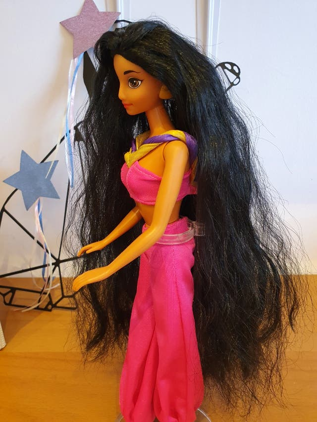 Barbie Jasmin Fantasy Hair 1994