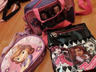 pack tres bolsos