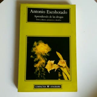 """Libro """"Aprendiendo de las drogas"""""""