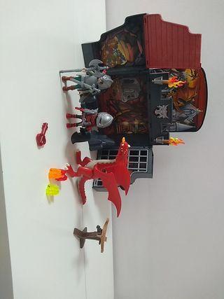 Cueva del dragón Playmobil