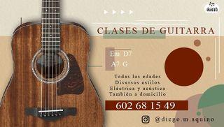 CALSES DE GUITARRA