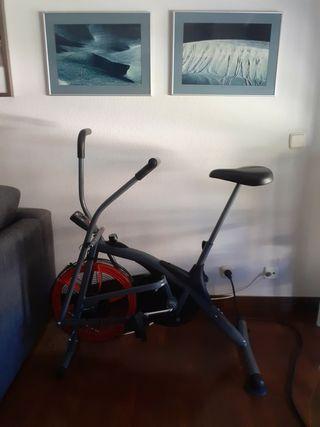 Bicicleta elíptica estática de aire