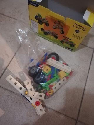 juguete de agilidad