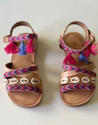 Sandalias Zara Niña Talle 30
