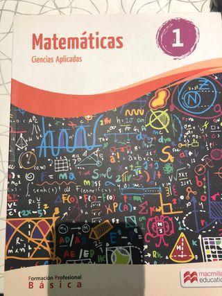 LIBRO FP BASICA Matemáticas 1