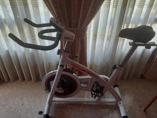 bicicleta de spinning lufhous fitness