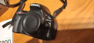 Cámara fotográfica NIKON D5200