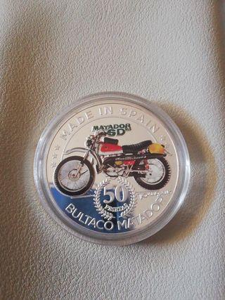 Moneda Bultaco