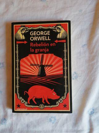 Rebelion en la Granja (George Orwell)