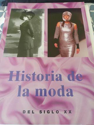 libro historia de la moda